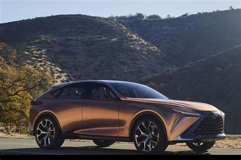 New Lexus flagship SUV slated for a 2020 launch - Autocar