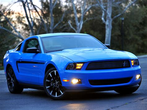 Mustang Coupe / 5th generation facelift / Mustang / Ford