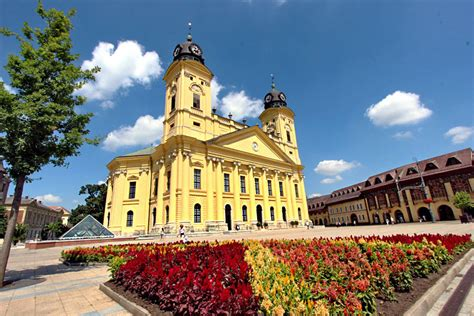 DEBRECEN, THE SECOND LARGEST CITY OF HUNGARY   About