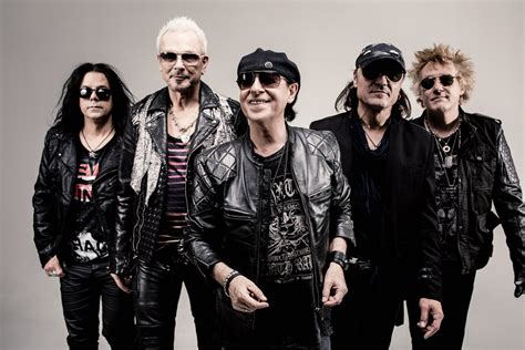 The Scorpions Celebrate 50 Years, Bring New Album To