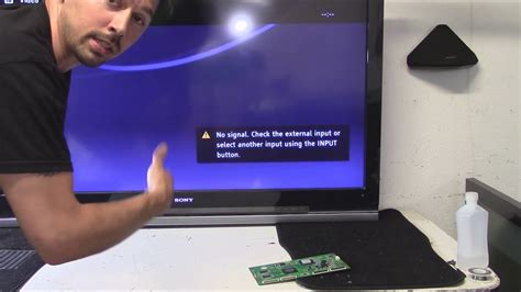 DOES REFLOWING FIX CIRCUIT BOARDS??? SONY KDL- TV REPAIR