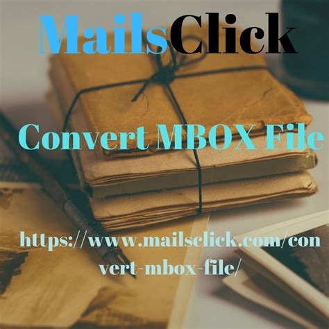 You can use MailsClick Convert MBOX file software to
