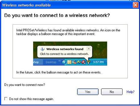 Intel® PROSet/Wireless Network Connection Software for