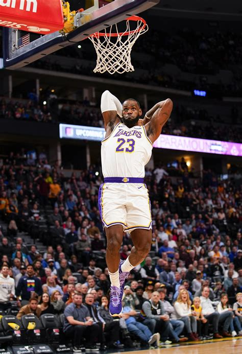 The King reigns: LeBron James is AP's male athlete of