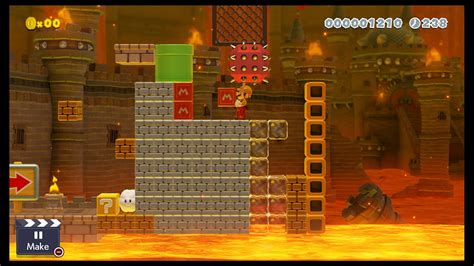 Super Mario Maker 2 How to Use Super Hammer and get