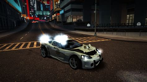 Need For Speed World Chevrolet Heat 1 -> 10 from NFS Most