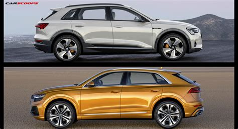 Would You Get Audi's New Q8 Over The E-Tron Or Go Full