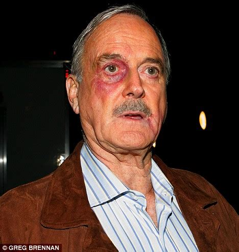 John Cleese and the riddle of the royal show shiner