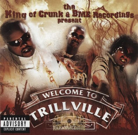 Trillville & Lil Scrappy - Welcome To Trillville: CD | Rap