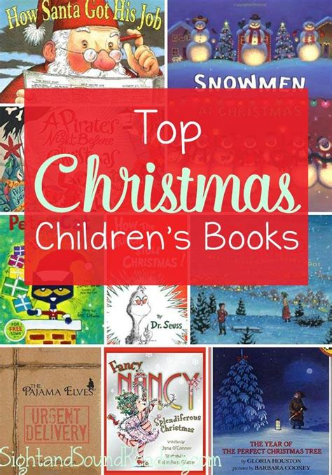 Best Childrens Christmas Picture Books -Great for all ages!