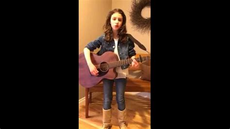 Jolene (Dolly Parton Cover - by 11 year old Hailey