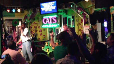 CK&PB Live at Cats Meow, New Orleans - Piano Man - YouTube