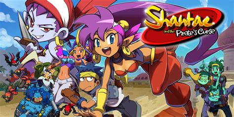 Shantae and the Pirate's Curse | Nintendo Switch download