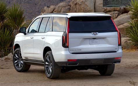 2021 Cadillac Escalade Sport - Wallpapers and HD Images