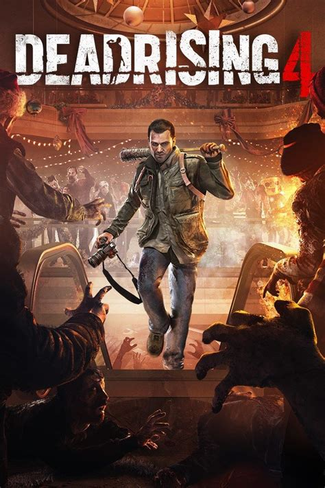 Dead Rising 4 (2016) Xbox One credits - MobyGames