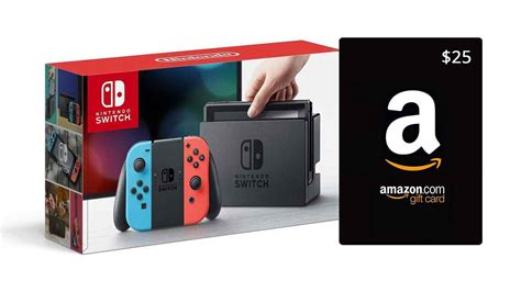 Holiday Deal: Score A Free $25 Gift Card With Nintendo