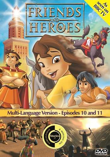 Moses and the Exodus | Children's Animated Bible Stories