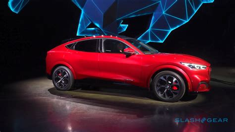 Ford's Mustang Mach-E unveil got an unexpected response