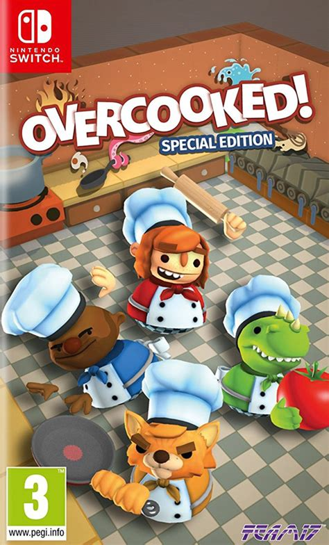 Overcooked Special Edition Nintendo Switch - akciós ár
