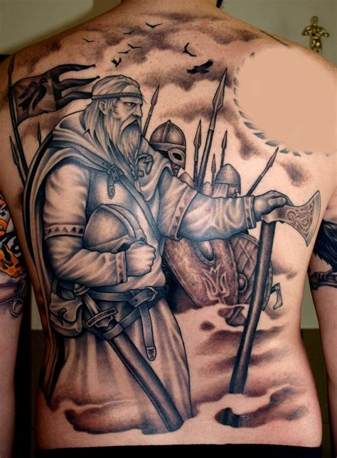 Viking Tattoos Designs, Ideas and Meaning   Tattoos For You
