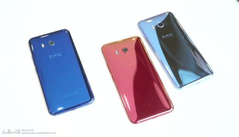 HTC 11 Leaks in Hands-On Video Ahead of Official Unveiling