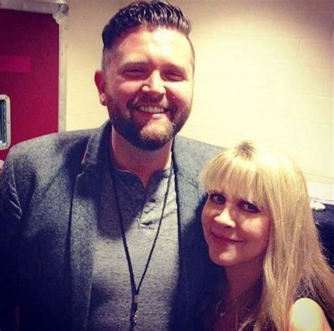 Stevie with Matthew Anderson, son of her ex-husband, Kim