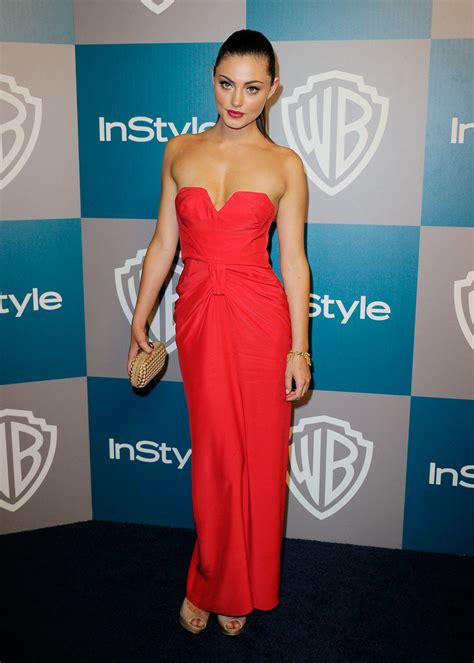 Golden Globes Almost Well Played AfterParty: Phoebe Tonkin