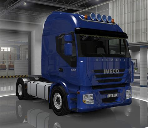 ETS2 - Iveco AS2 Truck (1