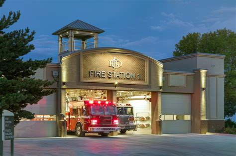 Grand Junction Fire Station No