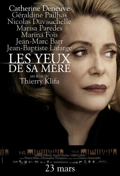 His Mother's Eyes de Thierry Klifa (2010) - UniFrance