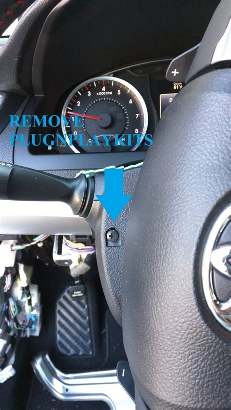 Toyota Camry (Push to Start) (2012-2017) Remote Car