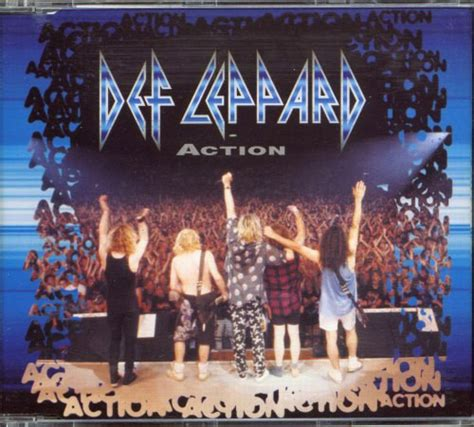 Def Leppard - Action | Releases, Reviews, Credits | Discogs