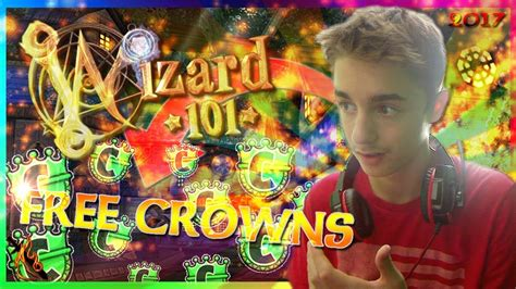 HOW TO GET FREE CROWNS IN WIZARD101 *FREE CROWNS CODES