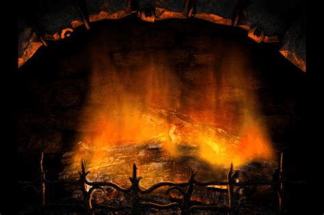 Fireplace Animated Wallpaper free Windows download