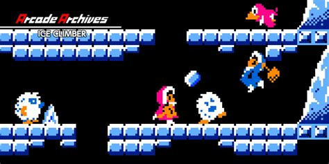 Arcade Archives ICE CLIMBER | Nintendo Switch download