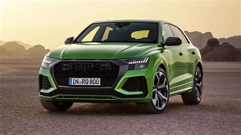 2020 Audi RS Q8 First Look: Is This the New Super-SUV