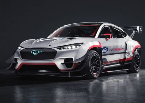 1400 hp Ford Mustang Mach-E Racer Revealed - Cars