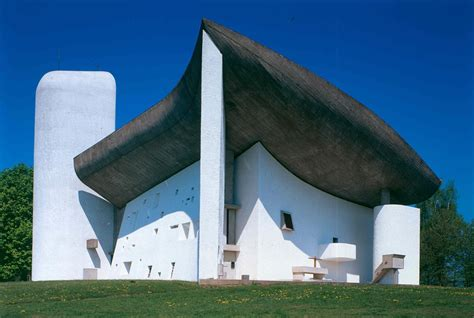 UNESCO added 17 Le Corbusier Projects to World Heritage List