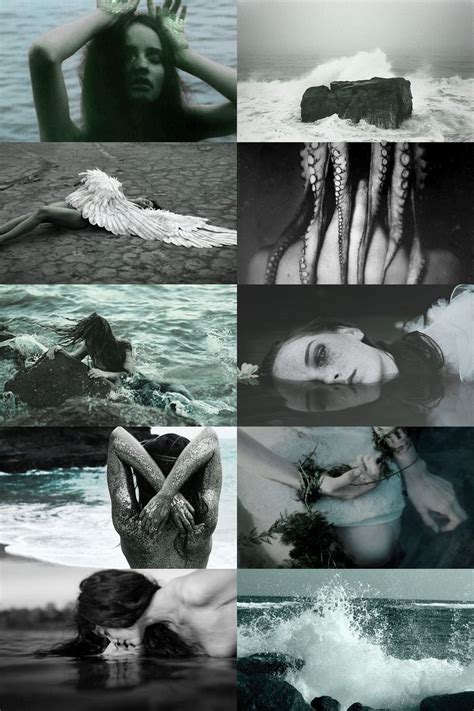 siren aesthetic (more here) | Witch aesthetic, Aesthetic