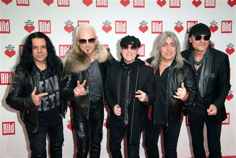 Scorpions Just Started Working With Mötorhead's Mickey Dee