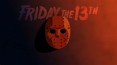Friday the 13th Minimal Wallpapers | HD Wallpapers | ID #21478