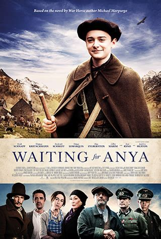 Movie Review: Waiting for Anya (2020) - The Critical Movie
