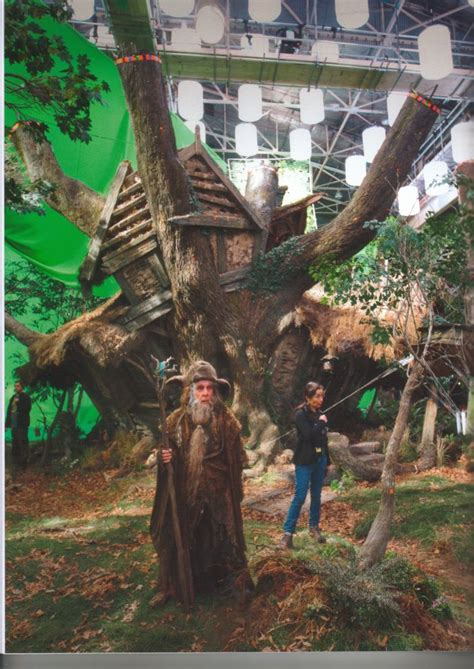 New Photos from THE HOBBIT Featuring Great Goblin