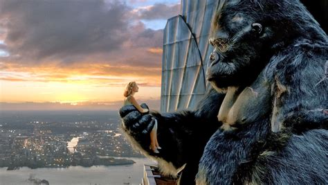 Peter Jackson's King Kong Was A Beautiful, Messy Tragedy