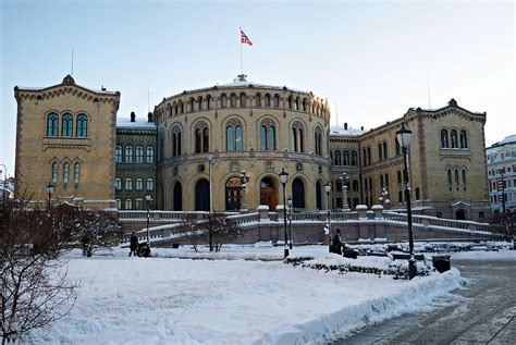 File:The Parliament of Norway (Stortinget), Oslo, Norway
