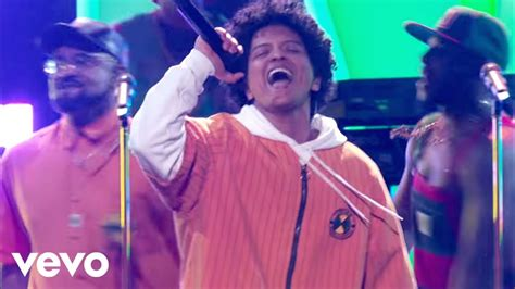 Bruno Mars - Finesse (LIVE from the 60th GRAMMYs ®) ft