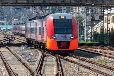 Russian Railways opens two new routes for the Lastochka