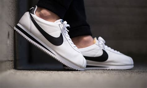 Nike Cortez Full Grain Leather | Cool Material