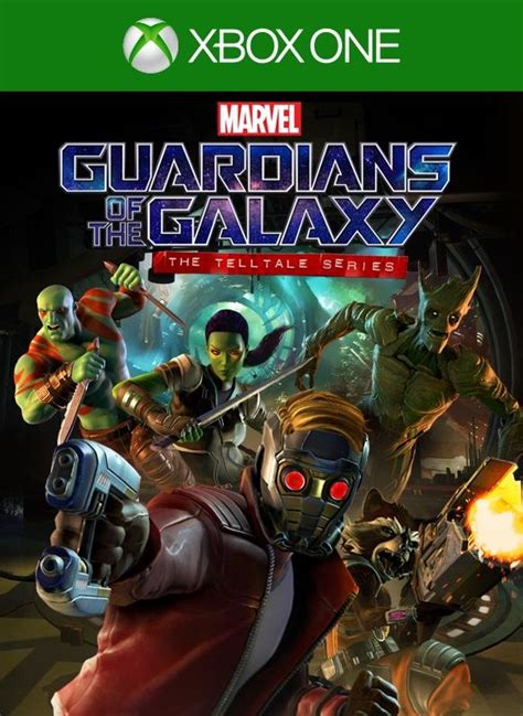 Game Added: Guardians of the Galaxy: The Telltale Series