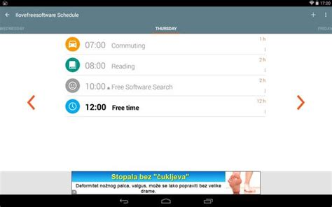 5 Schedule Manager Apps For Android